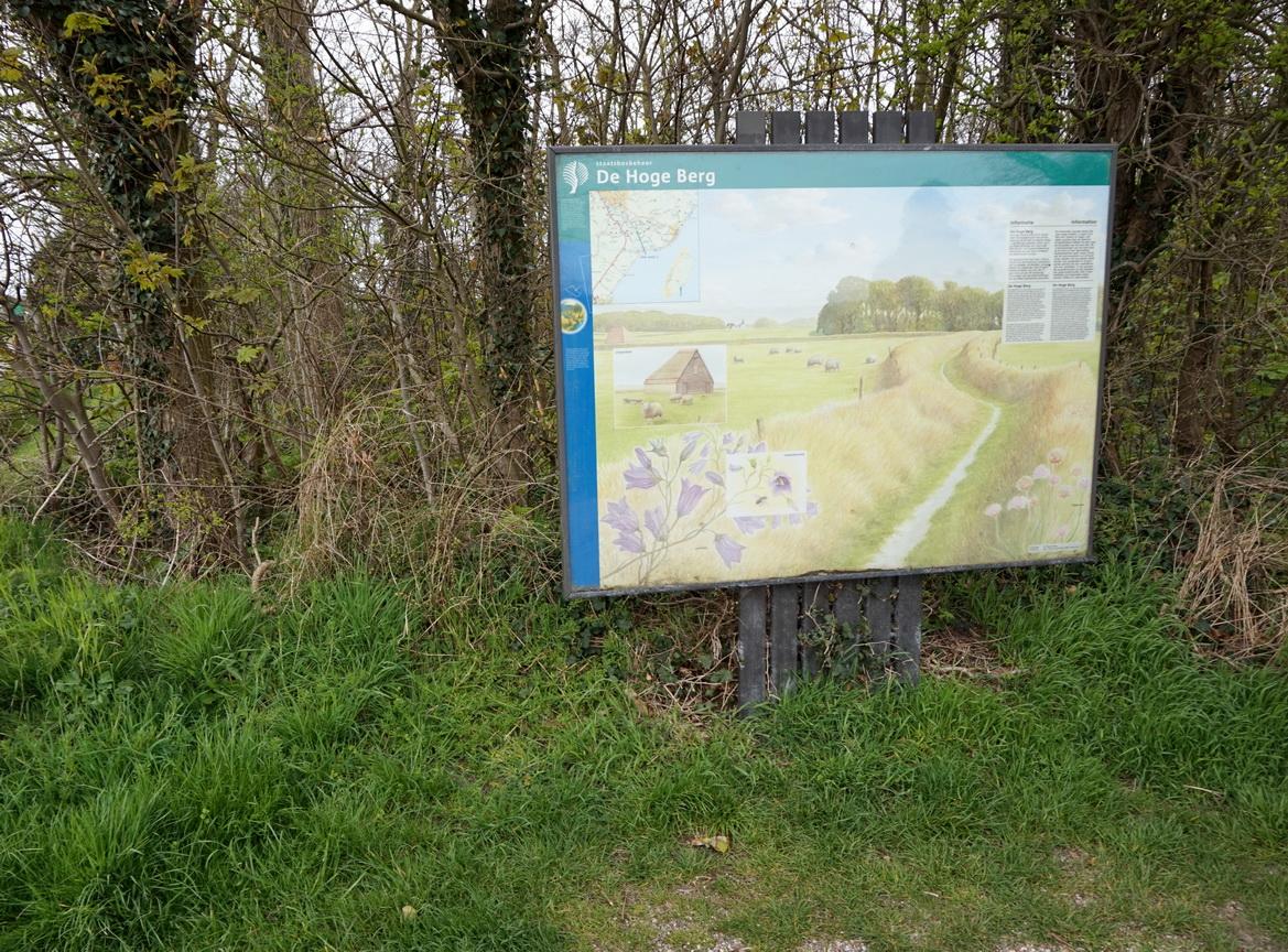 Texel - Wanderung Hoge Berg 13