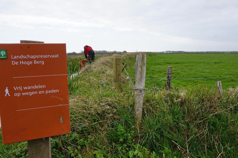 Texel - Wanderung Hoge Berg 7