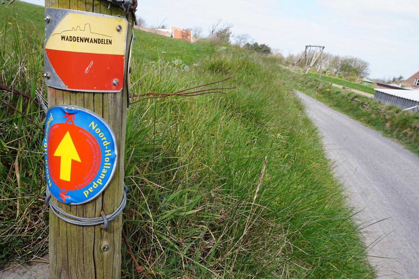 Texel - Wanderung VOC-Route 10