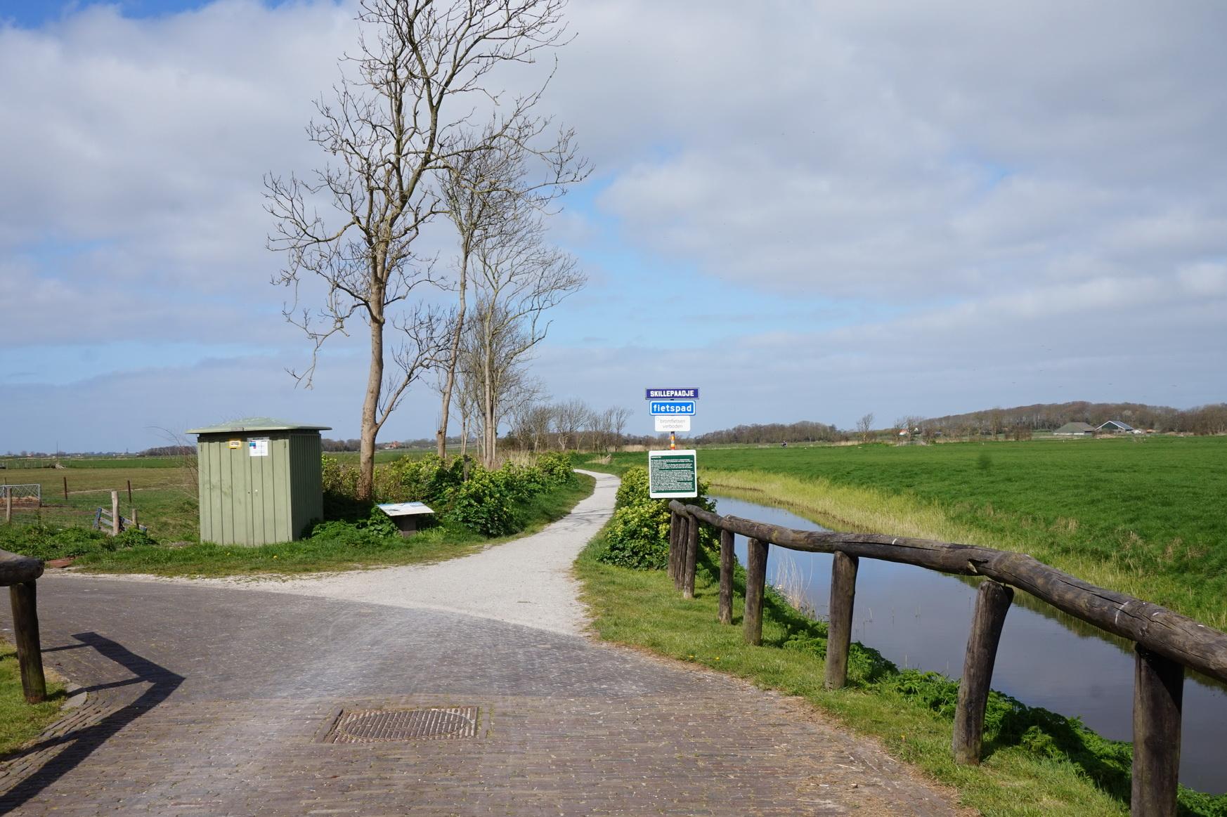 Texel - Wanderung VOC-Route 3