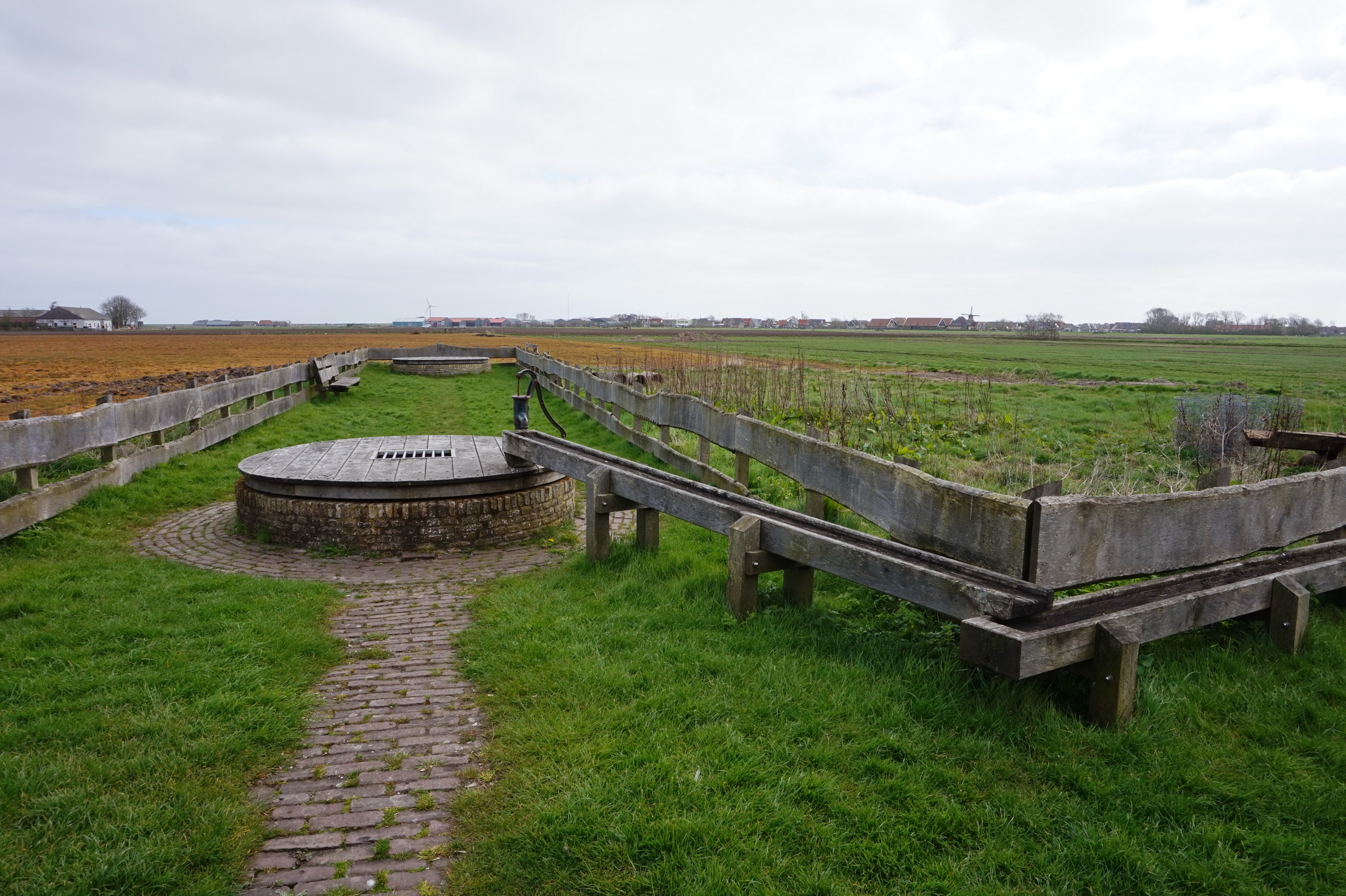 Texel - Wanderung VOC-Route 8