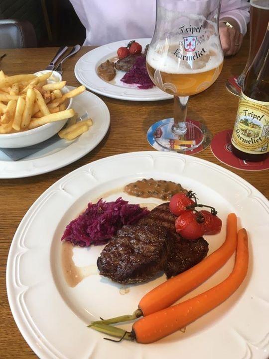 Texel - Essen Restaurant Hotel Prins Hendrik 4