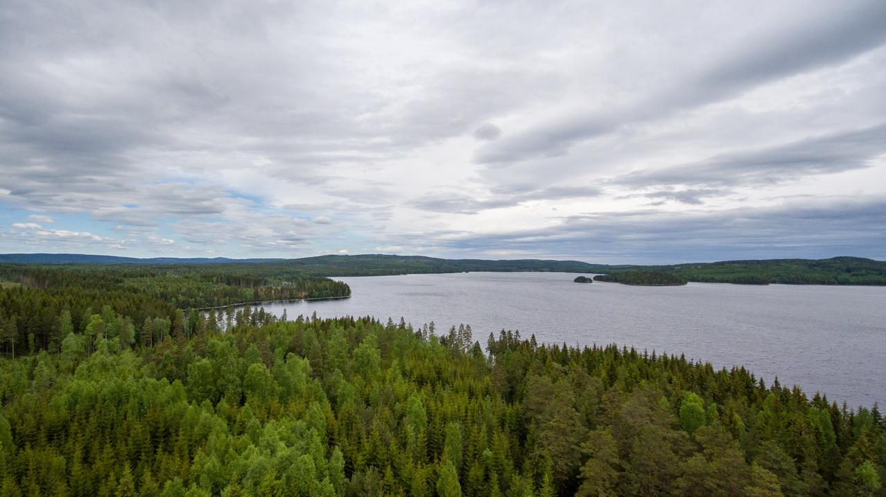 Der See Stora Gla