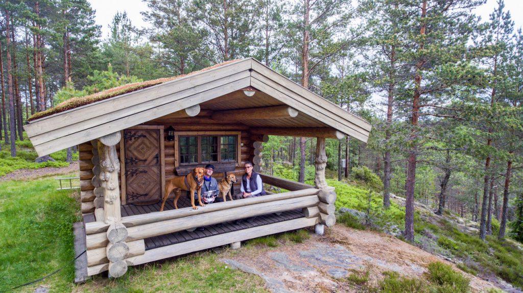 Im September hat uns Claudia über ihren Urlaub in Schweden erzählt.