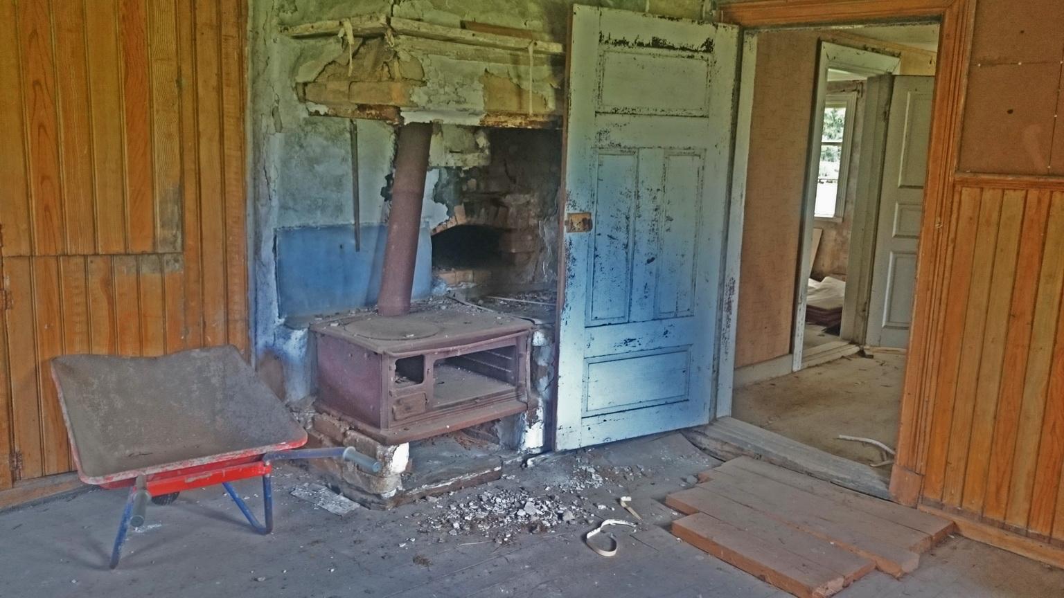 ... das sieht nach einer Wohnküche aus ...