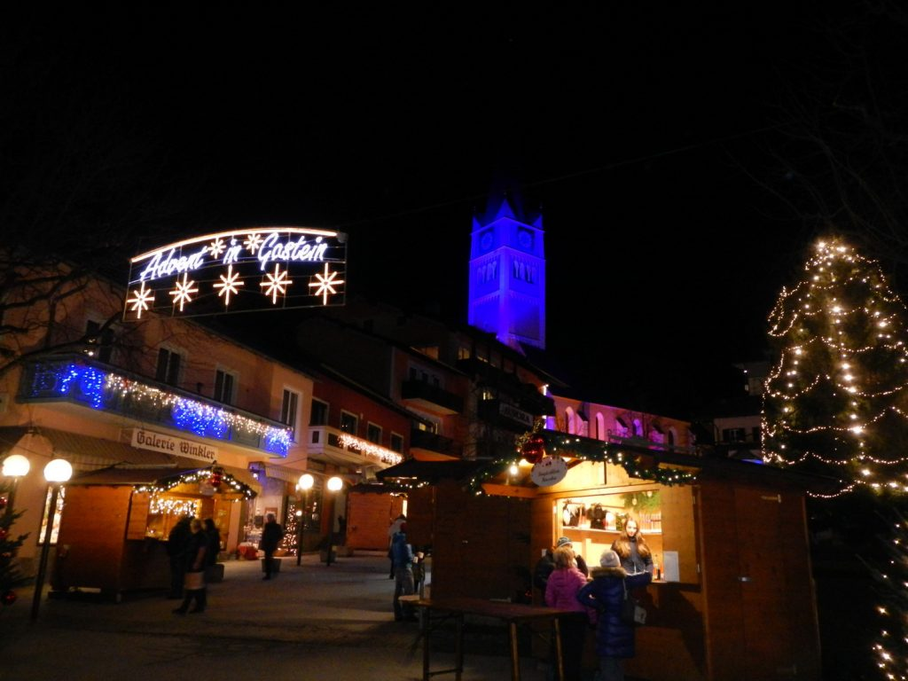 Adventmarkt in Bad Hofgastein