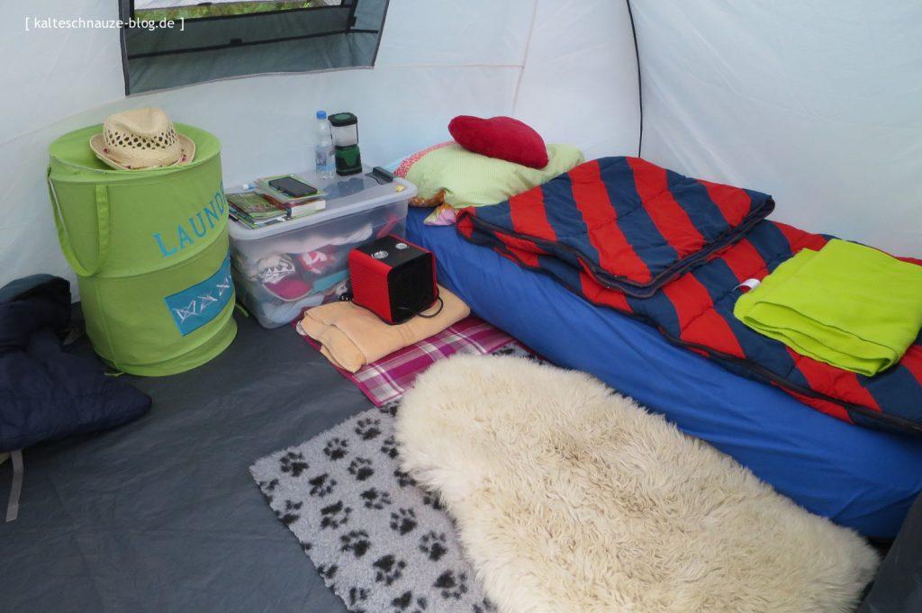 Camping mit Hund - so kann's gehen