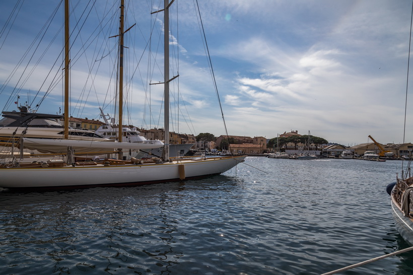 Die Pfeiffers in Saint-Tropez