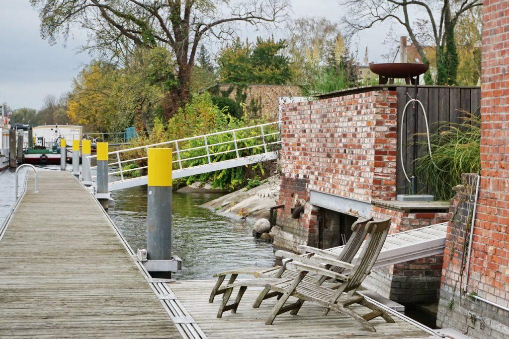 Alte Ziegel, modernes Ambiente - die havelblau Ferienlofts in Brandenburg