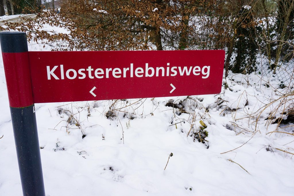Der Harz im Februar - Auszeit im Klosterhotel Wöltingerode