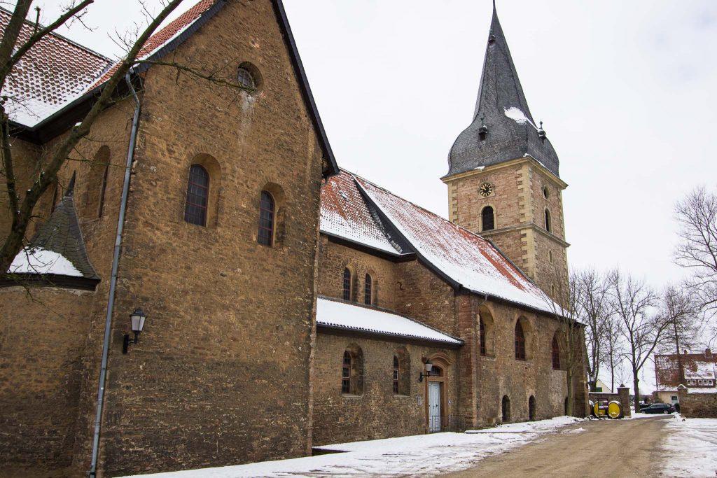 Wöltingerode wurde im 12. Jahrhundert als Benediktiner-Kloster gegründet