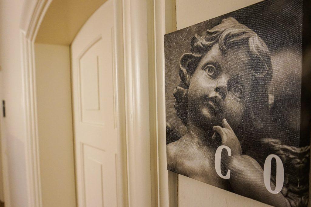 Zimmernummerierung der besonderen Art