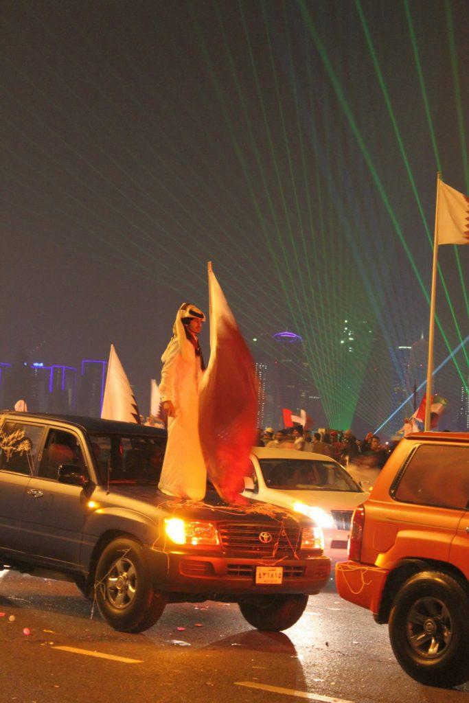 Leben mit Hund in Katar