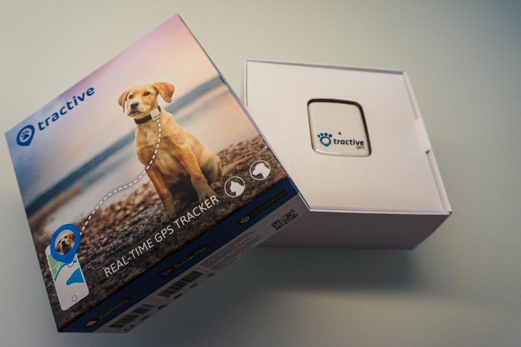 Der Tractive GPS Tracker für Hunde im Test