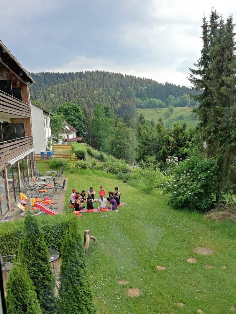 Barbara und Elfie aus Mallorca machen Urlaub im Harz