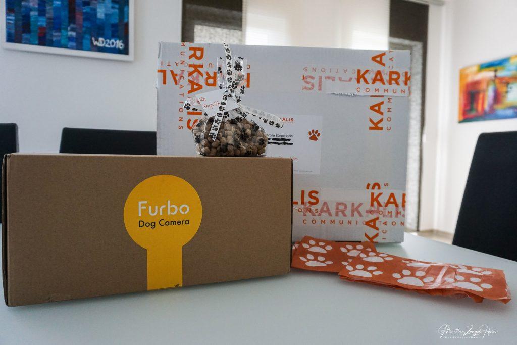 Dank der Furbo Hundekamera beruhigter ohne Hunde unterwegs sein