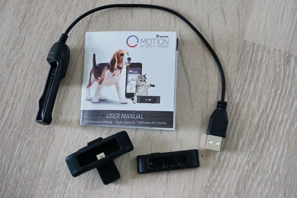 Dayo unter Dauerbeobachtung - der Tractive Motion Pet Activity Tracker