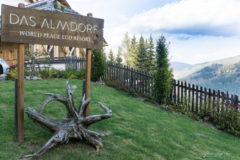 Das Almdorf Seinerzeit - Luxus in den Nockbergen