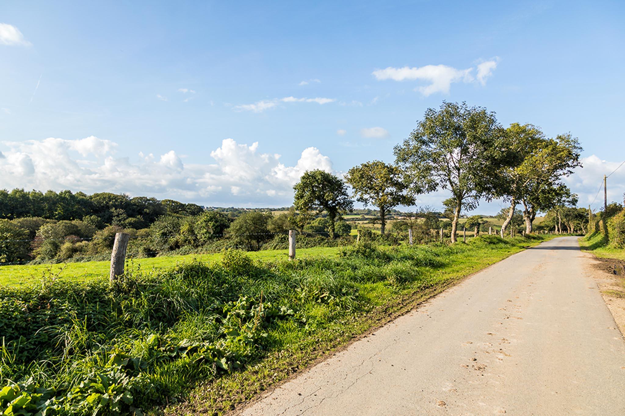 Les trois Moulins - die Pfeiffers wandern in der Normandie