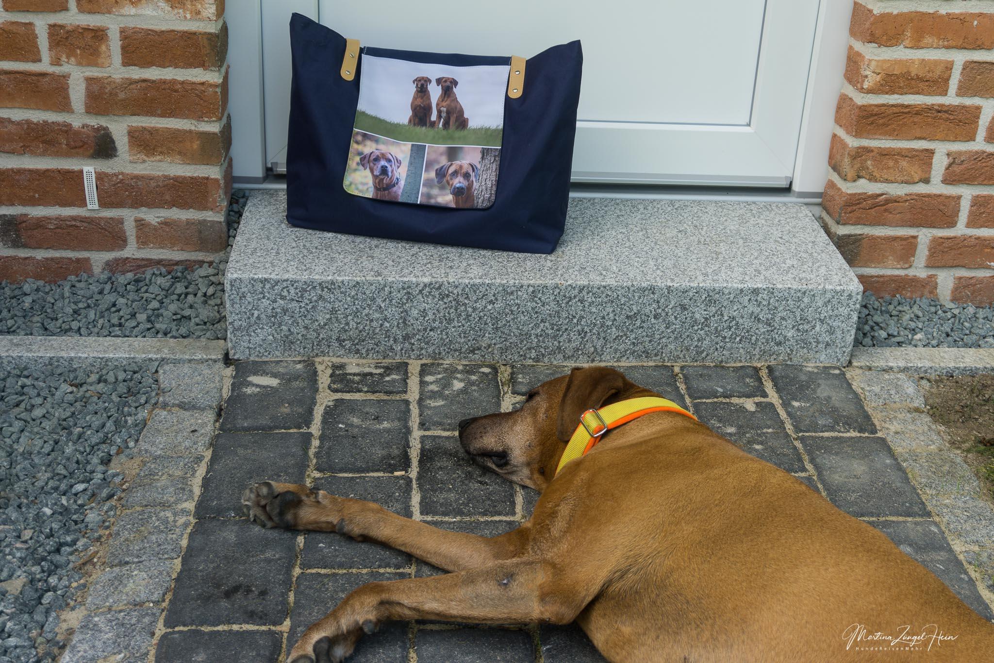 Persönlich getestet: Shoppingbag mit Foto