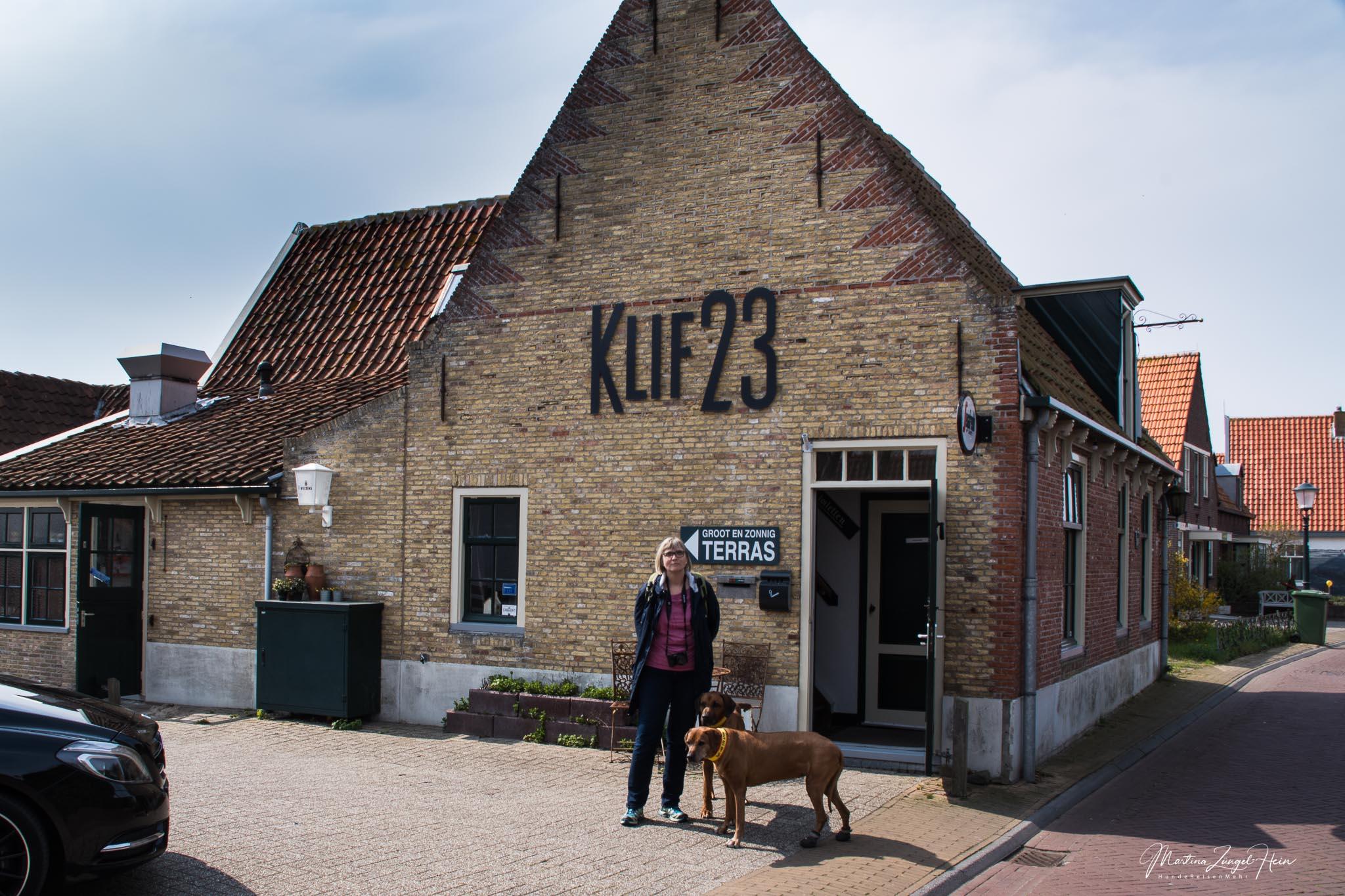 Texel - unterwegs auf der Route Neeltjesnol