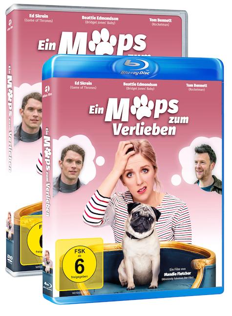"""Gewinnspiel zum Film """"Ein Mops zum Verlieben"""""""
