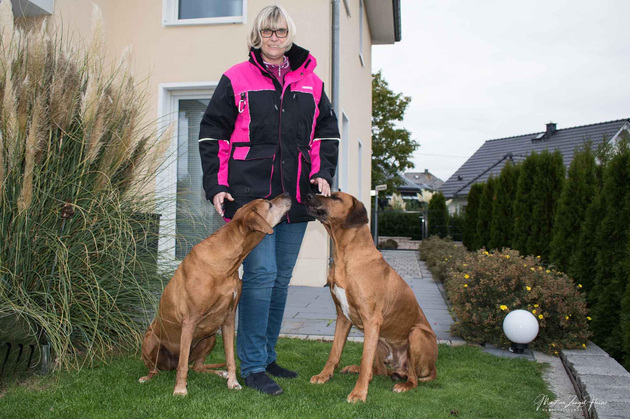 Arrak Outdoor Original Jacke - meine neue Hundejacke