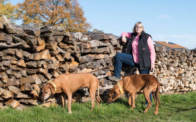 Die DogCoach Hundeweste ist bequem und vielseitig