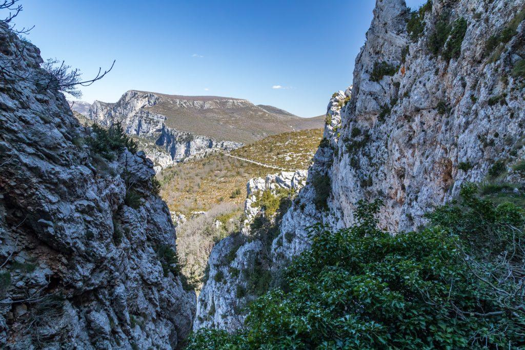 Überall Berge - wohin wir auch schauen