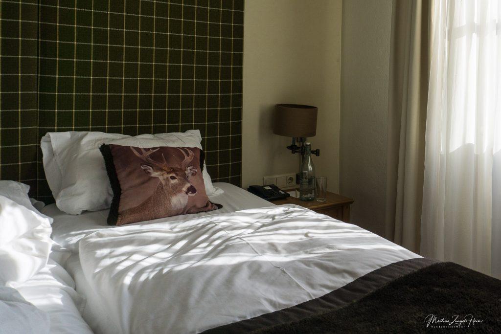Sehr bequeme Betten