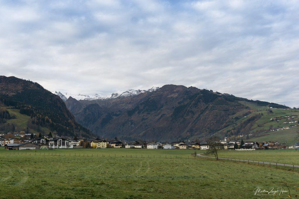 Kaprun und die Berge