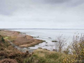 Blick vom Morsum Kliff über die Nordsee