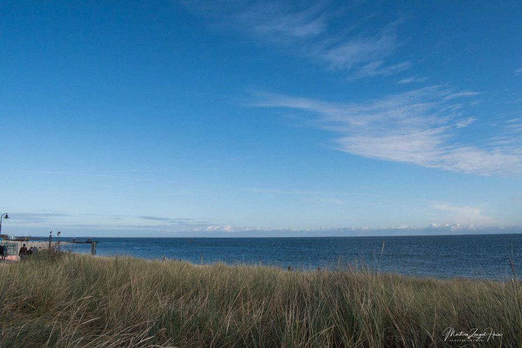 Blick über die Nordsee