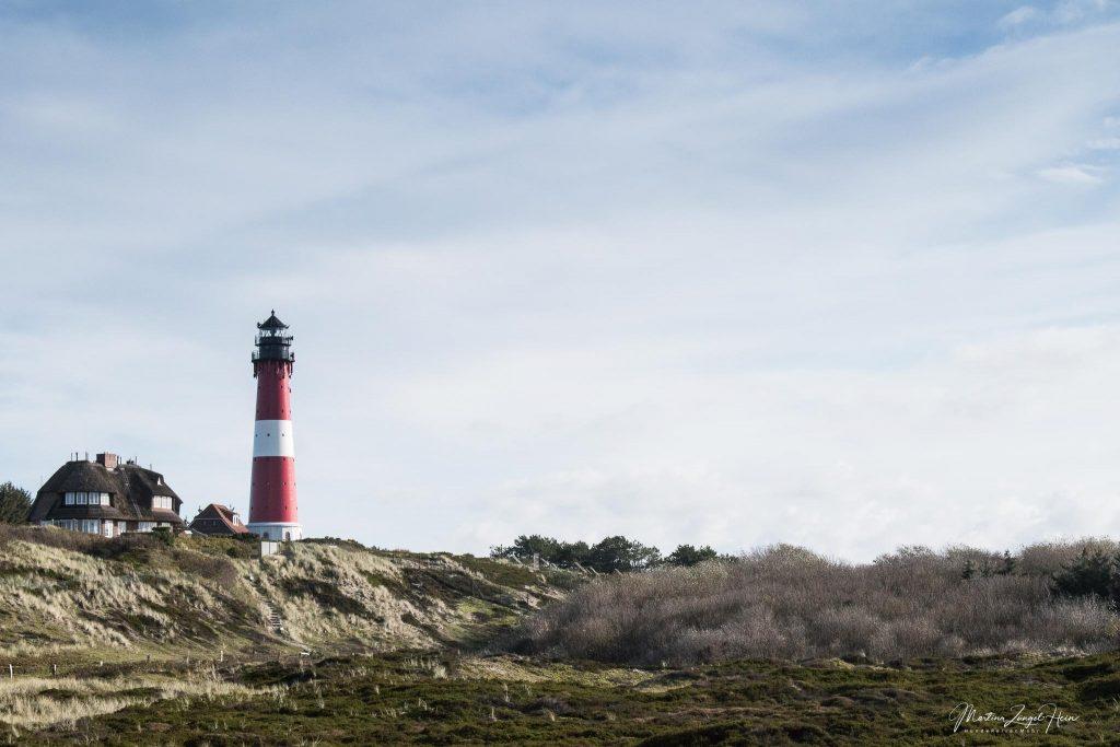 Der Leuchtturm ist ein faszinierendes Fotomotiv