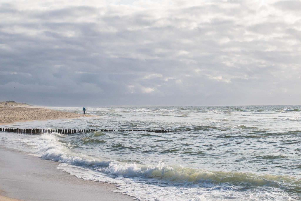 ... ideale Strandzustände im Oktober!