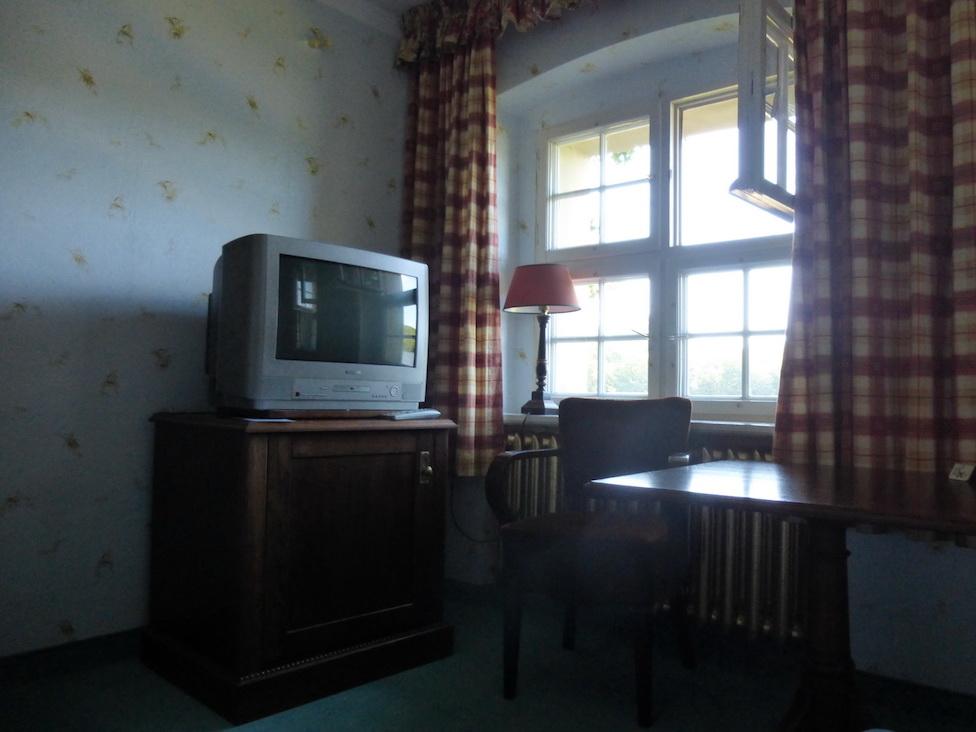 Ritterschloss in Pommern - Hotel Schloss Podewils in Krangen