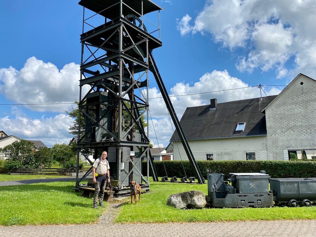 Rund um Höhn befand sich einst das bedeutendste Braunkohlerevier des Westerwaldes