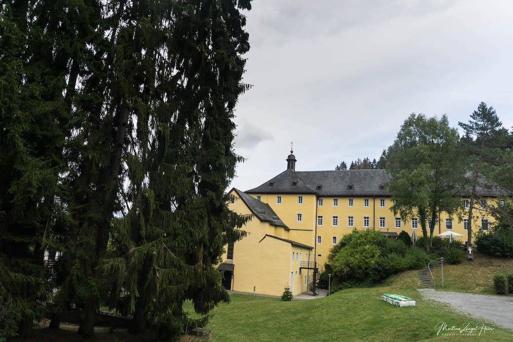 Kloster Marienthal ist das Ziel der WesterwaldSteig-Etappe 10