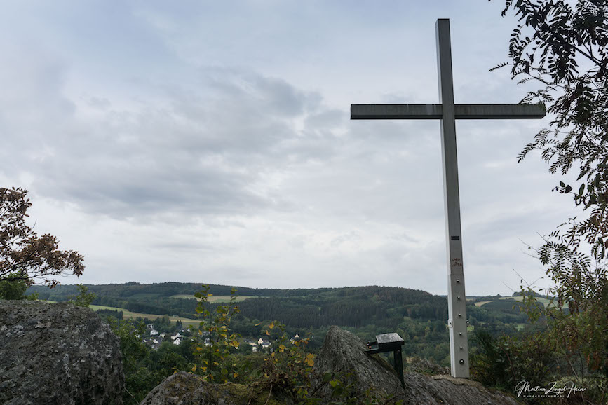 Die Hohe Ley ist der erste Höhepunkt auf dem WesterwaldSteig Etappe 10