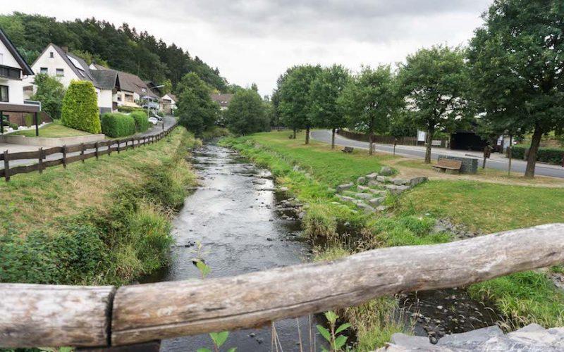 Etappe 10 startet in Limbach an der kleinen Nister