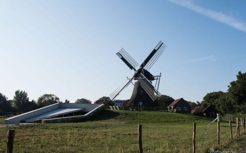 De Phenix, eine Getreide- und Graupenmühle aus dem Jahr 1880